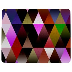 Triangles Abstract Triangle Background Pattern Jigsaw Puzzle Photo Stand (rectangular)