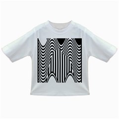 Stripe Abstract Stripped Geometric Background Infant/toddler T Shirts