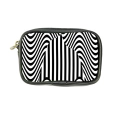 Stripe Abstract Stripped Geometric Background Coin Purse