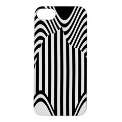 Stripe Abstract Stripped Geometric Background Apple Iphone 5s/ Se Hardshell Case