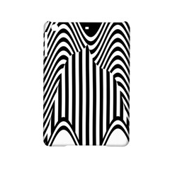 Stripe Abstract Stripped Geometric Background Ipad Mini 2 Hardshell Cases