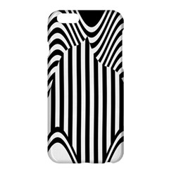 Stripe Abstract Stripped Geometric Background Apple Iphone 6 Plus/6s Plus Hardshell Case