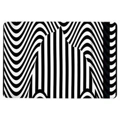 Stripe Abstract Stripped Geometric Background iPad Air 2 Flip
