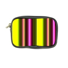 Stripes Abstract Background Pattern Coin Purse