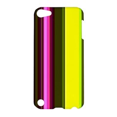Stripes Abstract Background Pattern Apple iPod Touch 5 Hardshell Case