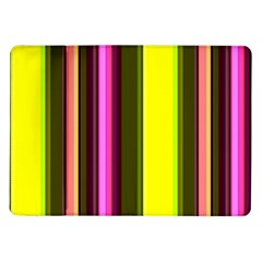 Stripes Abstract Background Pattern Samsung Galaxy Tab 10.1  P7500 Flip Case
