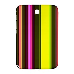 Stripes Abstract Background Pattern Samsung Galaxy Note 8.0 N5100 Hardshell Case