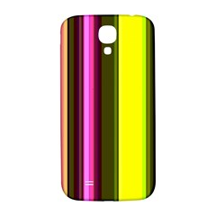 Stripes Abstract Background Pattern Samsung Galaxy S4 I9500/I9505  Hardshell Back Case