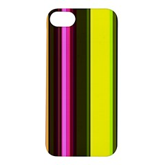 Stripes Abstract Background Pattern Apple iPhone 5S/ SE Hardshell Case