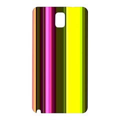 Stripes Abstract Background Pattern Samsung Galaxy Note 3 N9005 Hardshell Back Case
