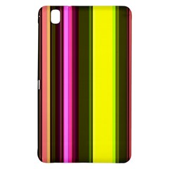 Stripes Abstract Background Pattern Samsung Galaxy Tab Pro 8.4 Hardshell Case
