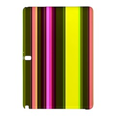 Stripes Abstract Background Pattern Samsung Galaxy Tab Pro 12.2 Hardshell Case