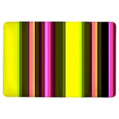 Stripes Abstract Background Pattern iPad Air Flip