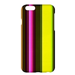 Stripes Abstract Background Pattern Apple iPhone 6 Plus/6S Plus Hardshell Case