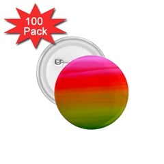 Watercolour Abstract Paint Digitally Painted Background Texture 1.75  Buttons (100 pack)