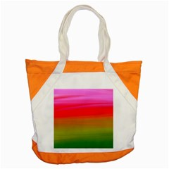 Watercolour Abstract Paint Digitally Painted Background Texture Accent Tote Bag