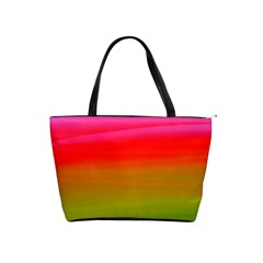 Watercolour Abstract Paint Digitally Painted Background Texture Shoulder Handbags