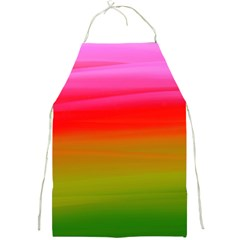 Watercolour Abstract Paint Digitally Painted Background Texture Full Print Aprons
