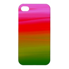 Watercolour Abstract Paint Digitally Painted Background Texture Apple Iphone 4/4s Premium Hardshell Case