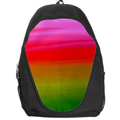 Watercolour Abstract Paint Digitally Painted Background Texture Backpack Bag