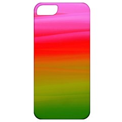 Watercolour Abstract Paint Digitally Painted Background Texture Apple Iphone 5 Classic Hardshell Case