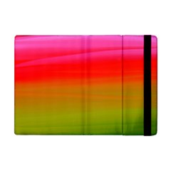 Watercolour Abstract Paint Digitally Painted Background Texture Apple iPad Mini Flip Case