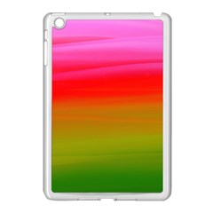 Watercolour Abstract Paint Digitally Painted Background Texture Apple Ipad Mini Case (white)