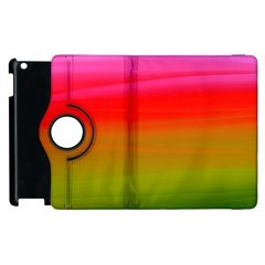 Watercolour Abstract Paint Digitally Painted Background Texture Apple Ipad 2 Flip 360 Case
