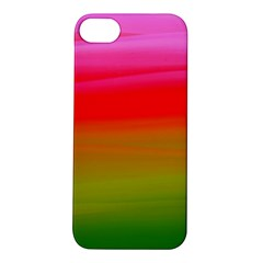 Watercolour Abstract Paint Digitally Painted Background Texture Apple Iphone 5s/ Se Hardshell Case