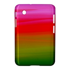 Watercolour Abstract Paint Digitally Painted Background Texture Samsung Galaxy Tab 2 (7 ) P3100 Hardshell Case