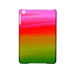 Watercolour Abstract Paint Digitally Painted Background Texture Ipad Mini 2 Hardshell Cases