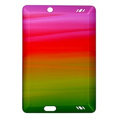 Watercolour Abstract Paint Digitally Painted Background Texture Amazon Kindle Fire HD (2013) Hardshell Case