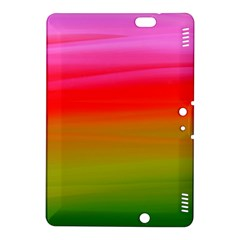 Watercolour Abstract Paint Digitally Painted Background Texture Kindle Fire HDX 8.9  Hardshell Case