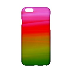 Watercolour Abstract Paint Digitally Painted Background Texture Apple iPhone 6/6S Hardshell Case