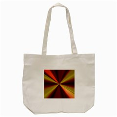 Copper Beams Abstract Background Pattern Tote Bag (Cream)