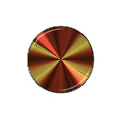 Copper Beams Abstract Background Pattern Hat Clip Ball Marker (10 pack)