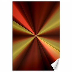 Copper Beams Abstract Background Pattern Canvas 12  X 18