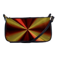 Copper Beams Abstract Background Pattern Shoulder Clutch Bags