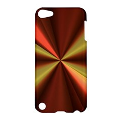 Copper Beams Abstract Background Pattern Apple iPod Touch 5 Hardshell Case