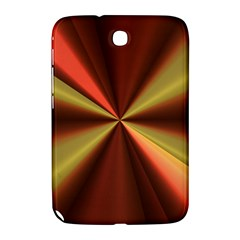 Copper Beams Abstract Background Pattern Samsung Galaxy Note 8.0 N5100 Hardshell Case
