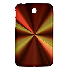 Copper Beams Abstract Background Pattern Samsung Galaxy Tab 3 (7 ) P3200 Hardshell Case