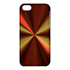 Copper Beams Abstract Background Pattern Apple iPhone 5C Hardshell Case
