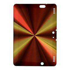 Copper Beams Abstract Background Pattern Kindle Fire HDX 8.9  Hardshell Case