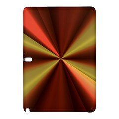 Copper Beams Abstract Background Pattern Samsung Galaxy Tab Pro 12.2 Hardshell Case