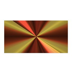 Copper Beams Abstract Background Pattern Satin Wrap