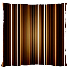 Brown Line Image Picture Standard Flano Cushion Case (two Sides)