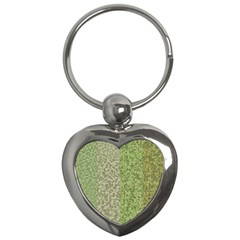 Camo Pack Initial Camouflage Key Chains (Heart)