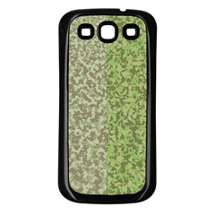 Camo Pack Initial Camouflage Samsung Galaxy S3 Back Case (black)