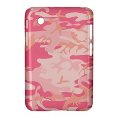 Initial Camouflage Camo Pink Samsung Galaxy Tab 2 (7 ) P3100 Hardshell Case