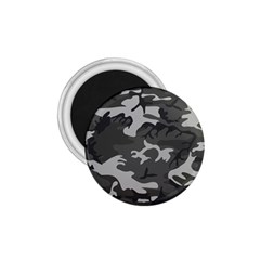 Initial Camouflage Grey 1.75  Magnets